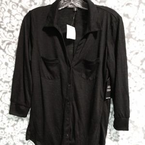 Almost Famous button up shirt